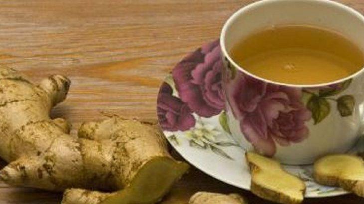 beneficios del te de jengibre