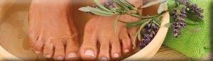 remedio casero para desinflamar los pies rapidamente