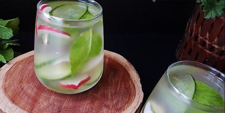 beneficios del agua de rábano