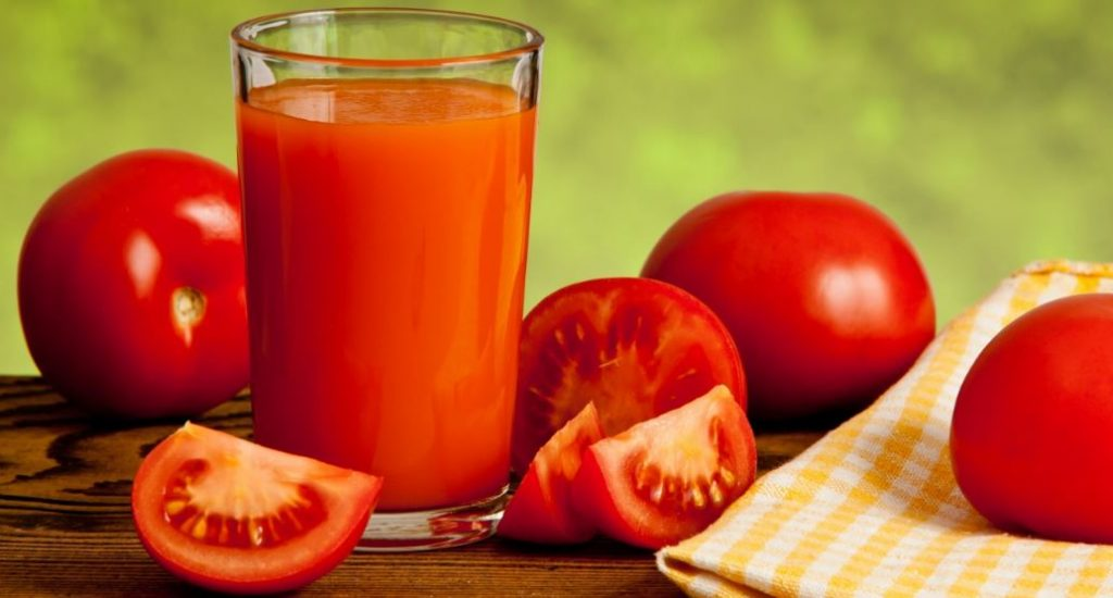 remedio natural con tomate