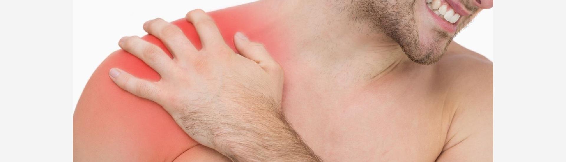 Como quitar el Aire del Hombro con 5 Tratamientos Naturales