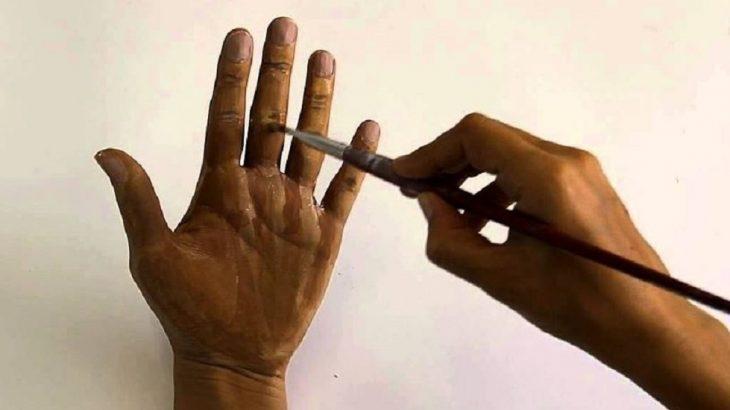 manos y dedos