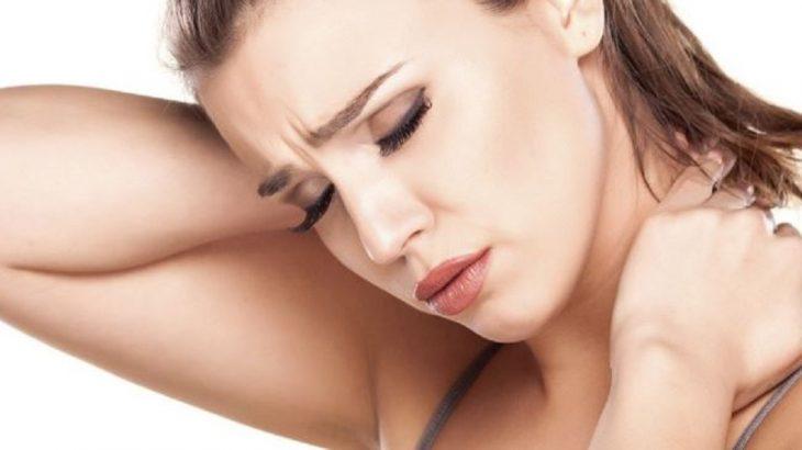 dolor por aire de cuello